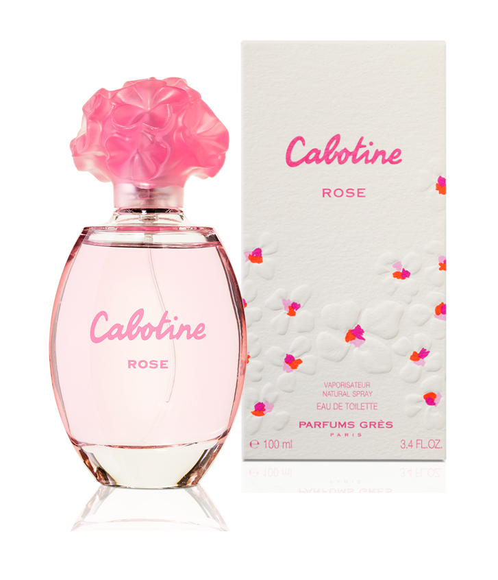 cabotine rose eau de toilette parfums gr s. Black Bedroom Furniture Sets. Home Design Ideas